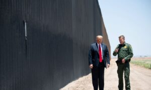 Appeals Court Blocks More Construction of US–Mexico Border Wall