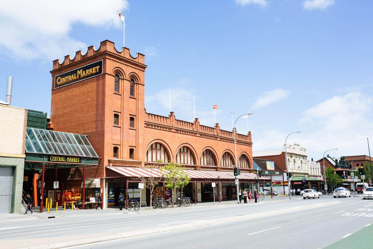 Adelaide Central Market, Adelaide, SA