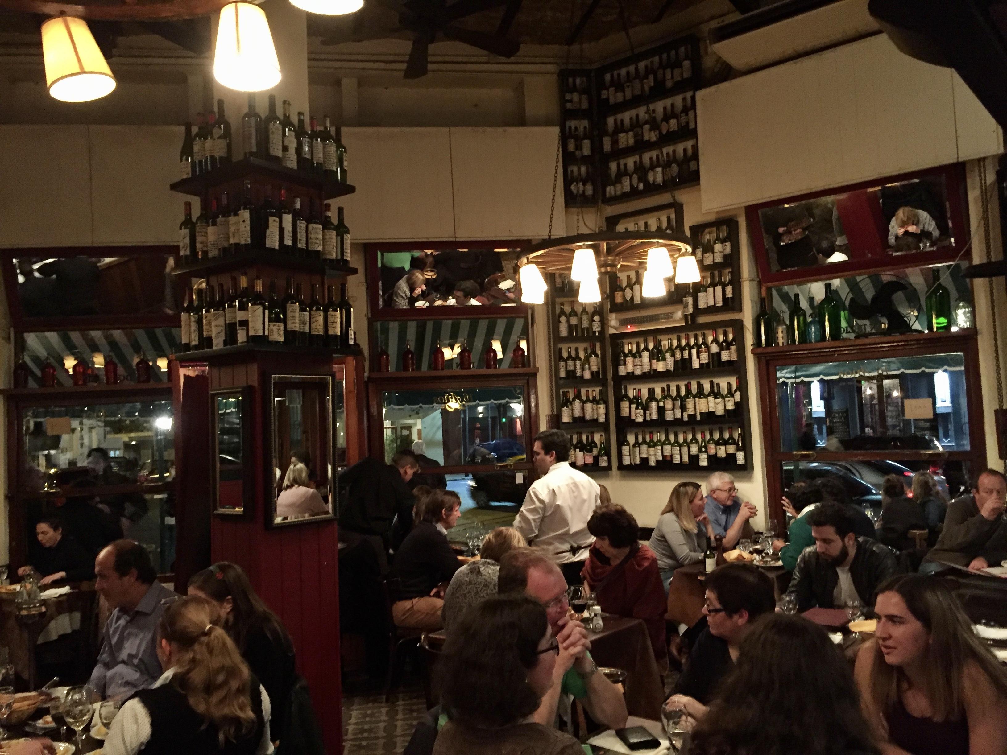 Don Julio restaurant