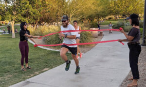 Man Ran 100 Miles in a Day to Raise Support for Suicide Prevention Programs for Veterans