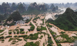 Situation Worsens: 17.7 Million Impacted by China's Floods; Bubonic Plague Re-emerges in China