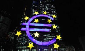 Massive Stimulus Doesn't Prevent Eurozone Slowdown