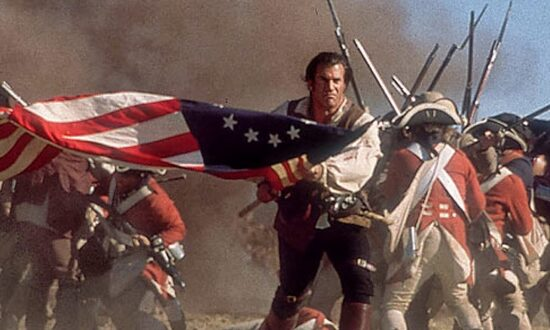 Popcorn and Inspiration: 'The Patriot': The American 'Braveheart'