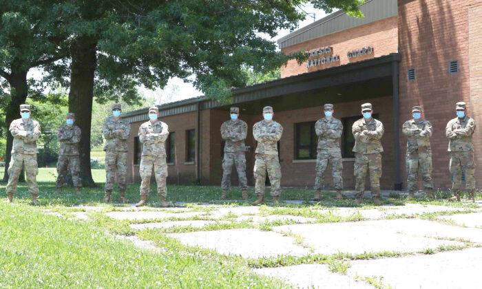 (Army Staff Sgt. Dakota Helvie/U.S. Department of Defense)