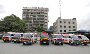 Gunmen Attack Pakistani Stock Exchange, 7 People Are Killed: Police