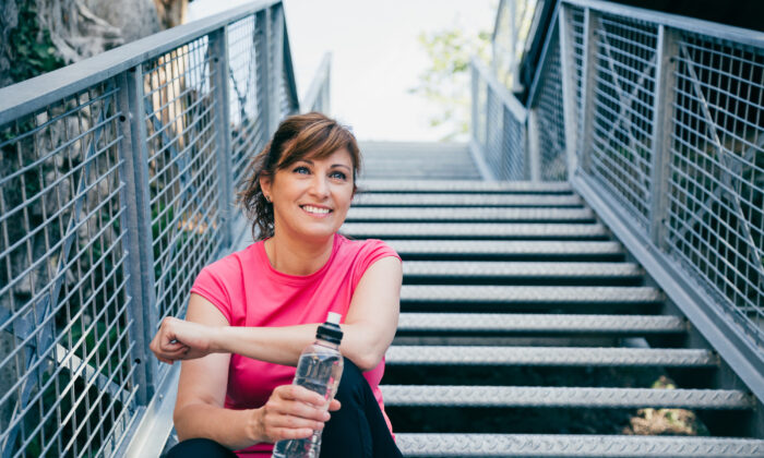 A keystone habit, such as exercise, is one that impacts many aspects of your life. (asife/Shutterstock)