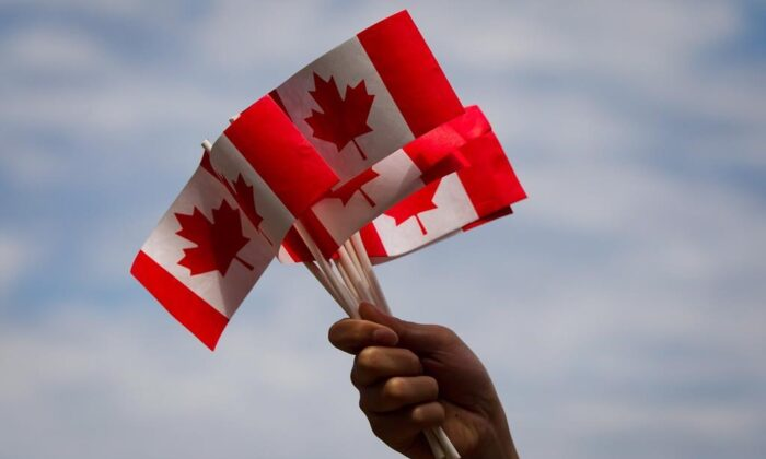 A new poll shows that for 42 percent of those surveyed, Canada Day will be no different this year than any other. (The Canadian Press)