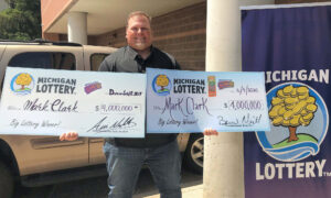 Man Scratches Lotto Ticket With Late Dad's Coin and Wins $4 Million Jackpot ... Again