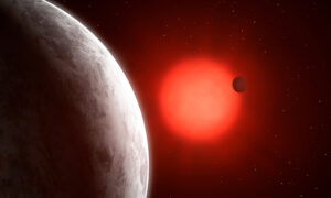 Astronomers Discover 3 'Super-Earth' Planets Orbiting a Red Dwarf Star 11 Light-Years Away