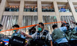 Beijing Imposes Maximum Penalties of Life Imprisonment in Security Law for Hong Kong