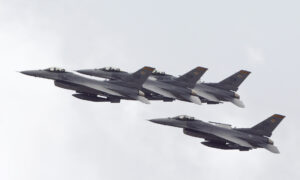 Pilot Killed in Fighter Jet Crash at Shaw Air Force Base