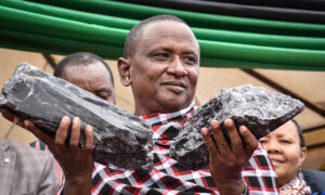 African Farmer Unearths HUGE Gemstones, Weighing 31lbs, Worth $3.3 Million