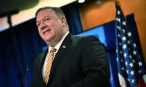 Pompeo Urges UN Arms Embargo on Iran's 'Terrorist Regime'