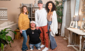'I Knew I Would Find Love': Man Born With Deformed Limbs Marries 'Pretty Woman' and Has Kids