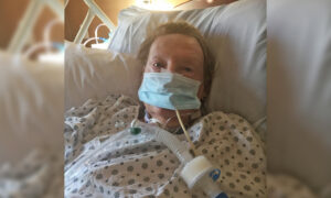 80-Year-Old Battles Broken Hip, Surgeries, and Covid-19 With Indomitable Sense of Humor