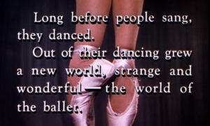 Dancers Need to Dance: 'The Unfinished Dance' Versus 'The Red Shoes'