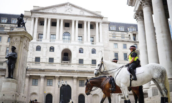 Bank of England Asks Banks on Readiness for Negative Rates