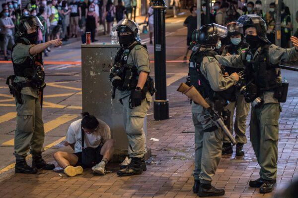 HK-Protests