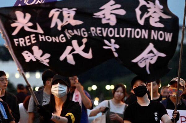 TAIWAN-HONG-KONG