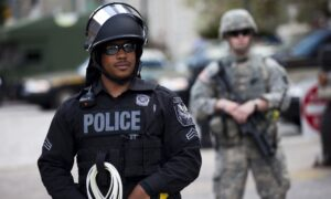 University of Maryland Bans Campus Police From Obtaining Surplus Military Gear