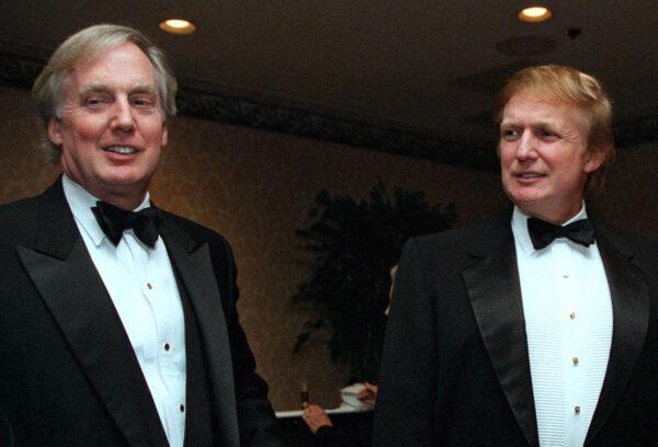 robert and donald trump