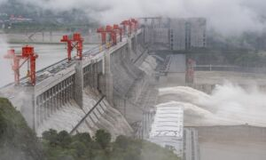 Three Gorges Dam Collapse Simulation Goes Viral; China Retaliates on US Consulate; Slave-Free Company