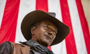 John Wayne's Legacy Scrutinized Amid Calls to Remove Monuments