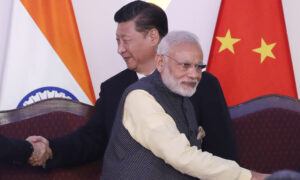 Modi Visits Military Base Close to China Amid Standoff