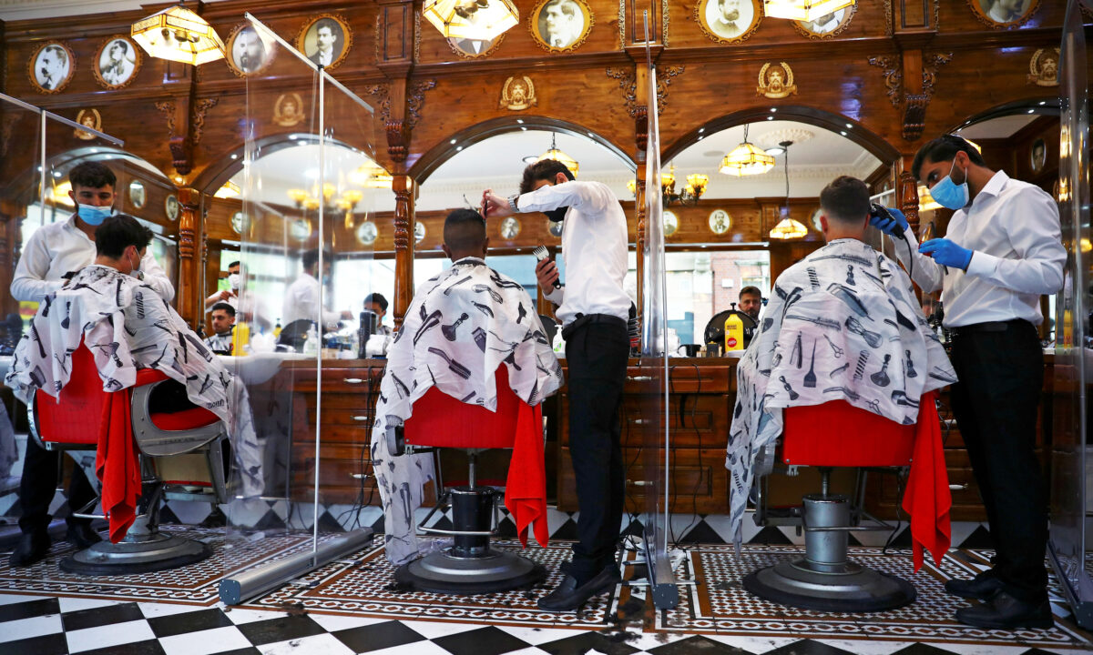 haircut London