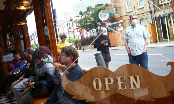 Barber London