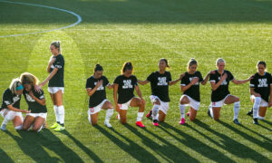 Lone Women's Soccer Player Explains Why She Stood for Anthem While Teammates Knelt