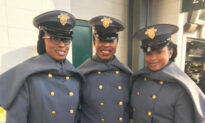 Three Sisters Attend West Point Together Following in Their Army Mother's Footsteps