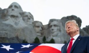 Trump Announces Creation of New Monument, the National Garden of American Heroes