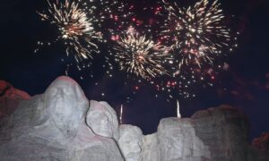 Biden Administration Denies Request to Hold July 4 Fireworks at Mount Rushmore