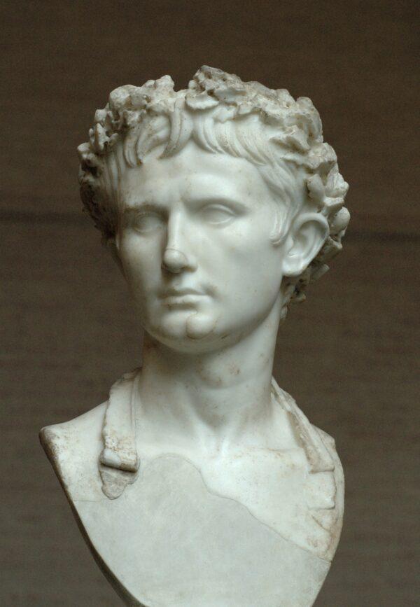 Augustus bust