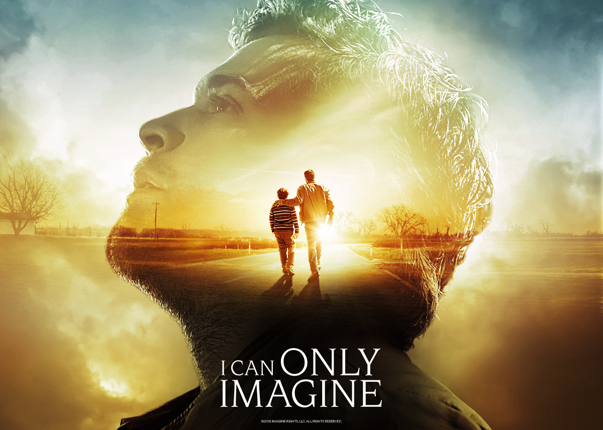 I Can Only Image poster image