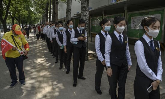 Chinese State-Run Firm Mandates Some Employees Take Part in COVID-19 Vaccine Trials: Leaked Document