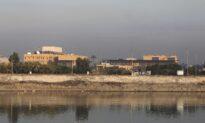 Rocket Falls Inside Baghdad's Green Zone: Iraqi Police