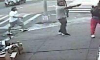 NYC Gunman Shoots and Kills Man, Injures Woman in Daylight Attack: Poluce