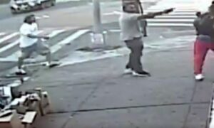 NYC Gunman Shoots and Kills Man, Injures Woman in Daylight Attack: Police