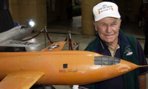 Air Force Legend Chuck Yeager Broke the Sound Barrier–but Was He Really the First in History?