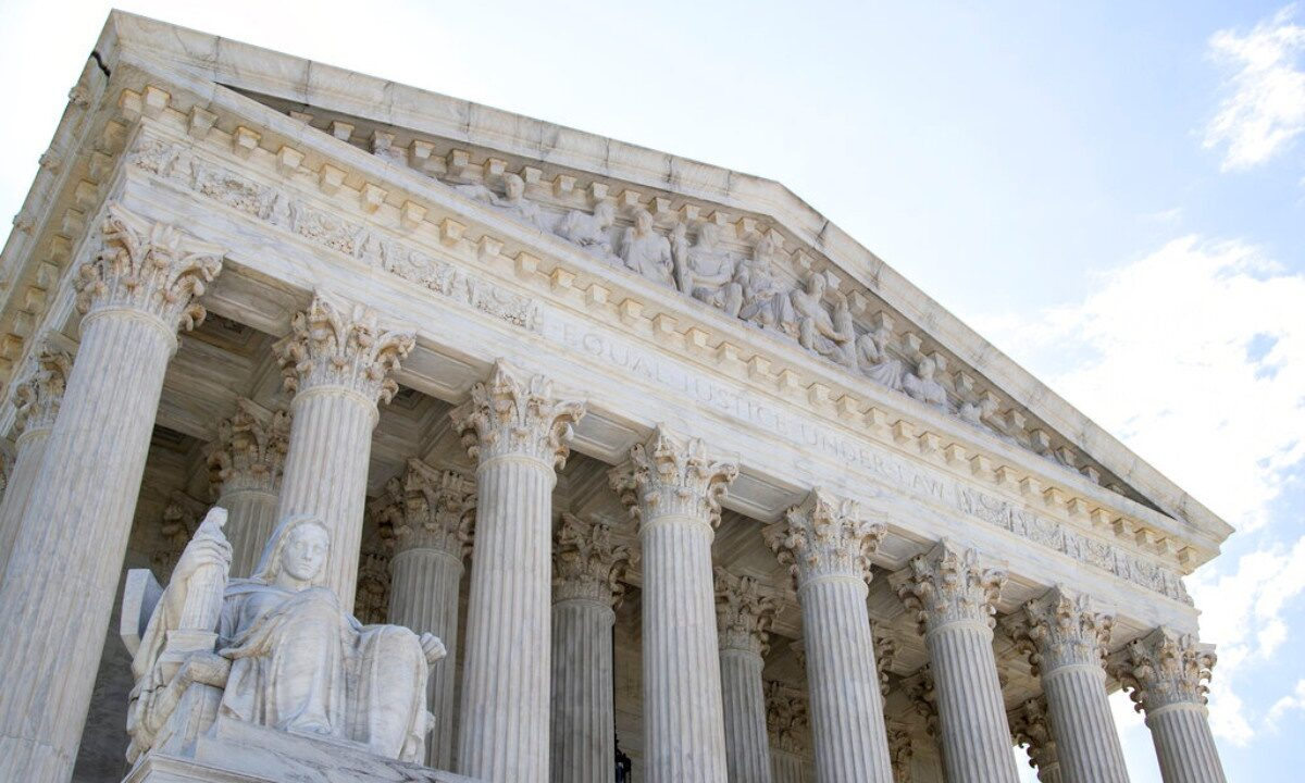Supreme Court Upholds Cellphone Robocall BanSupreme Court