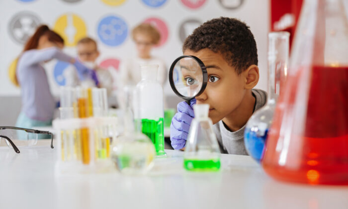 With science, pick a topic that your kids are interested in and run with it. (YAKOBCHUK VIACHESLAV/Shutterstock)