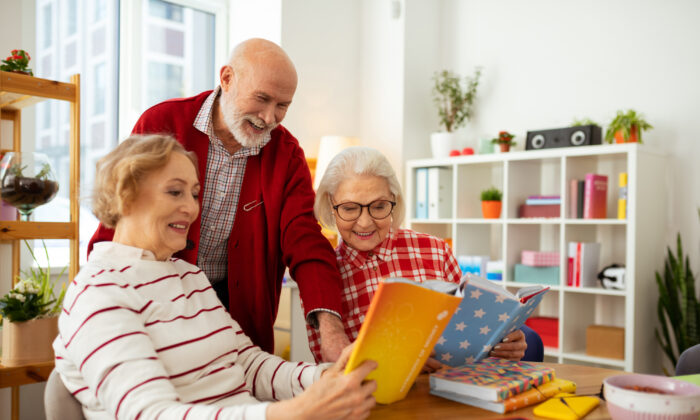 Activities such as dance lessons, knitting clubs, and book clubs provide opportunities to meet and make new friends. (Dmytro Zinkevych/Shutterstock)