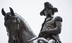 Potential Biden VP Candidate Doesn't Oppose Removal of George Washington Statues