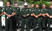 Black Sheriff Warns Rioters: I'll Deputize 'Every Lawful Gun Owner in This County' to Protect This County