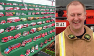 Firefighting Enthusiast Opens His Own Museum to Share More-Than-4,000-Piece Collection