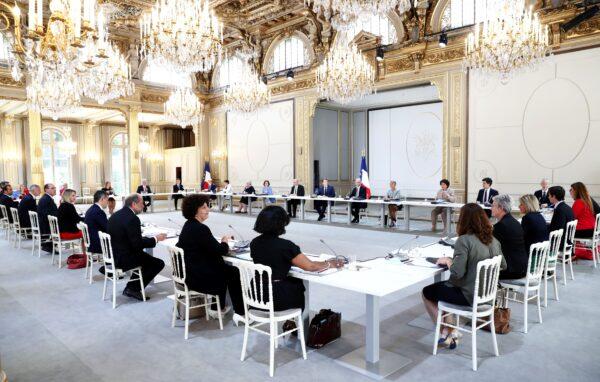 France Macron
