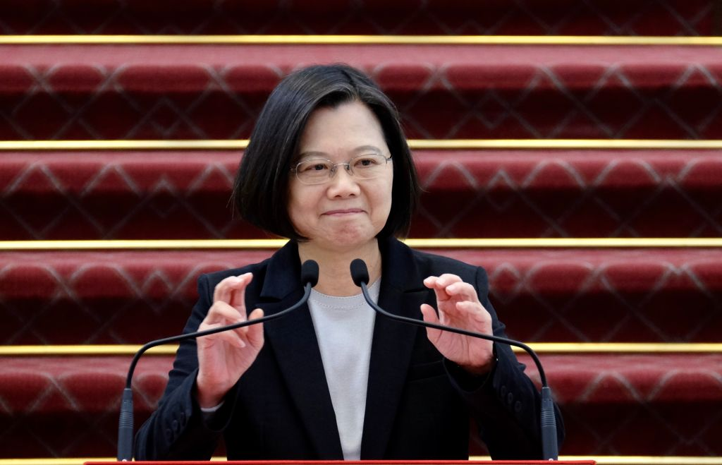 Taiwan Officials Condemn Hong Kong Governments Plans for...