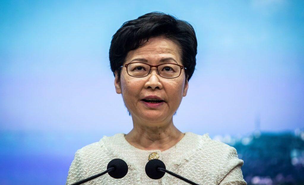 Hong Kong Leader Refuses to Guarantee Press Freedom...